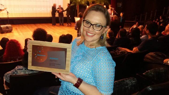Prêmio SESI ODS GOTAS DE VIDA 2018