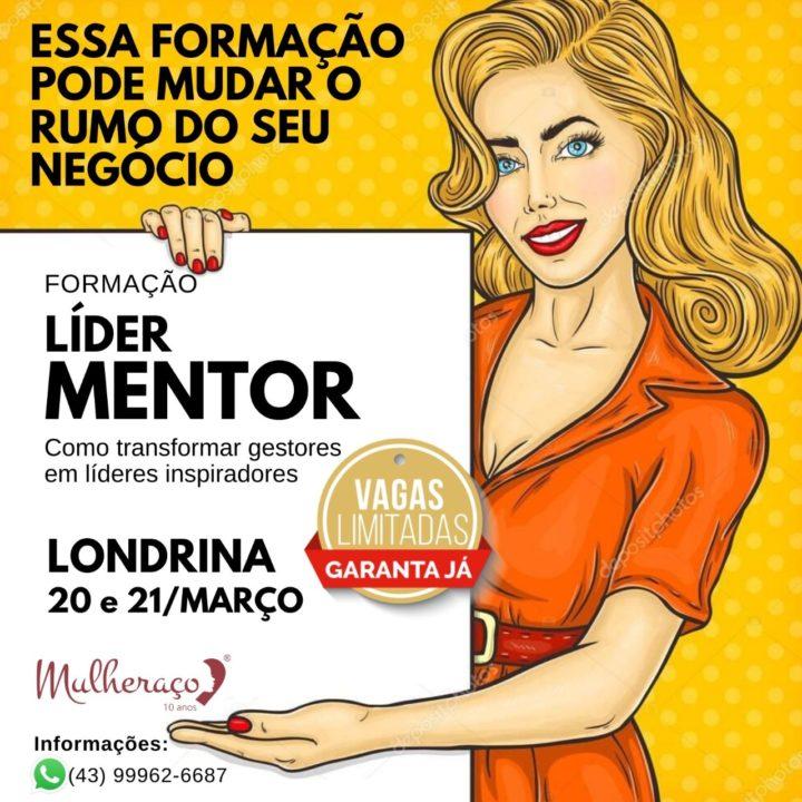 Mentor Executivo Amad Bucar forma Líderes Mentores em Londrina