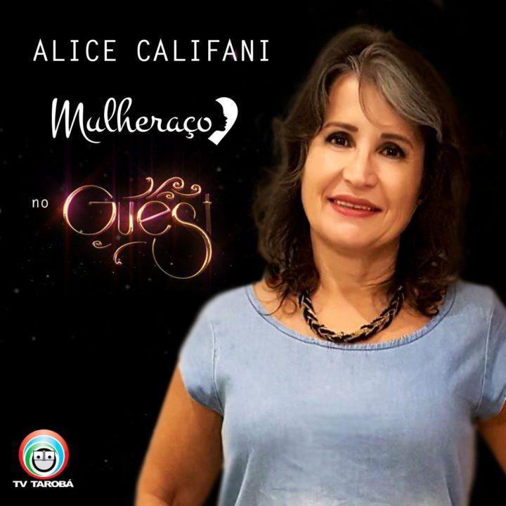 Perfil Profissional Mulheraço Alice Califani