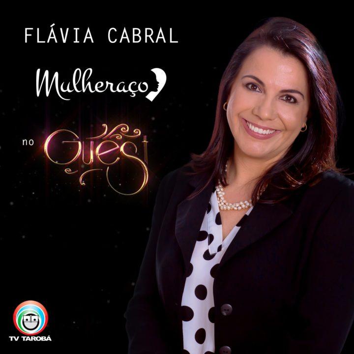 Perfil Profissional Mulheraço Flavia Cabral
