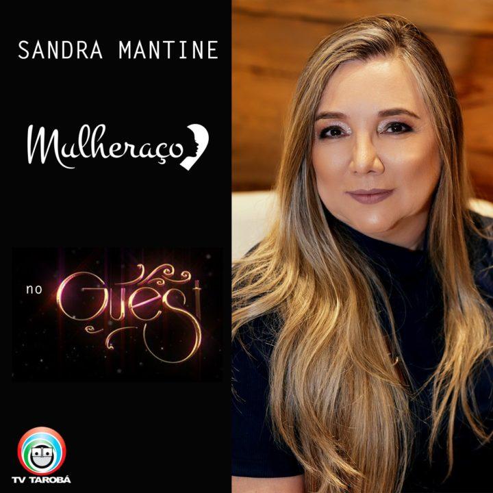 Perfil Profissional Mulheraço Sandra Mantine