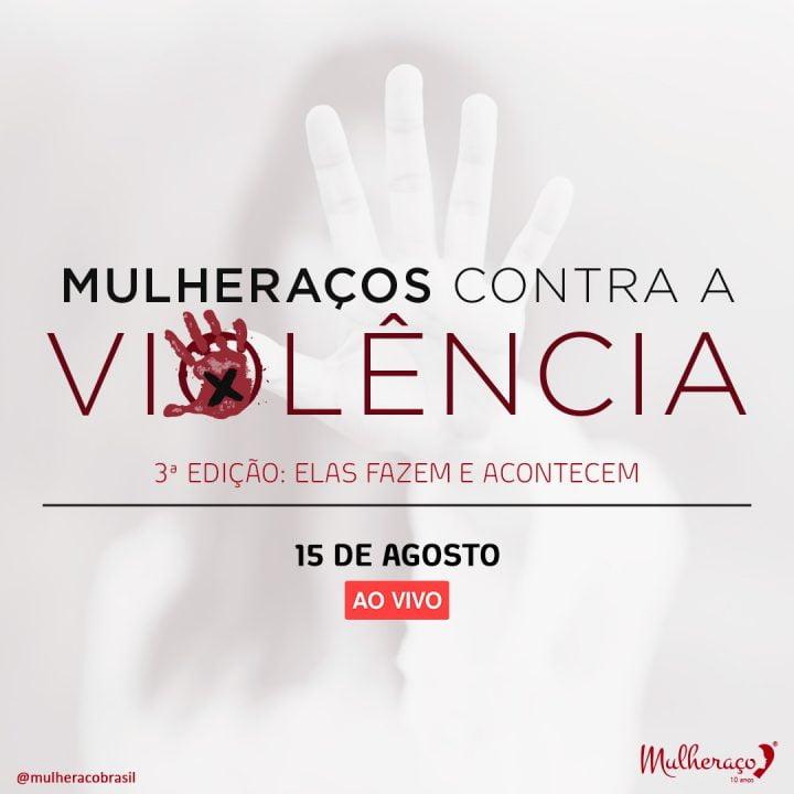 MULHERAÇOS CONTRA A VIOLÊNCIA