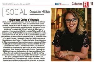 Folha de Londrina - Coluna Oswaldo Militão