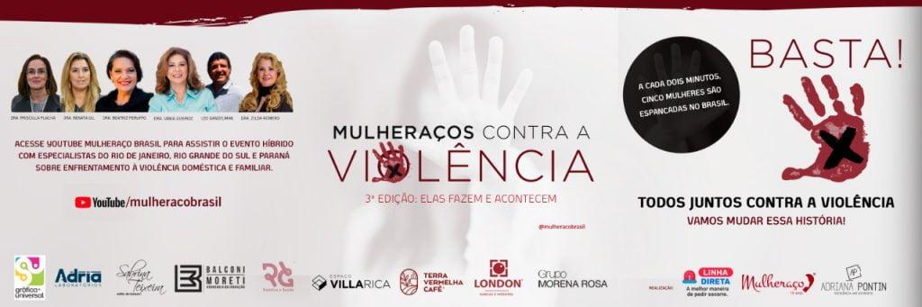 Mulheraços - Violência Contra Mulher