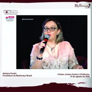 adriana pontin fundadora do mulheraço brasil