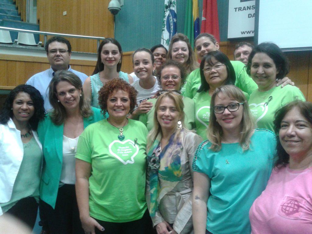 Setembro Verde na Câmara Municipal de Londrina