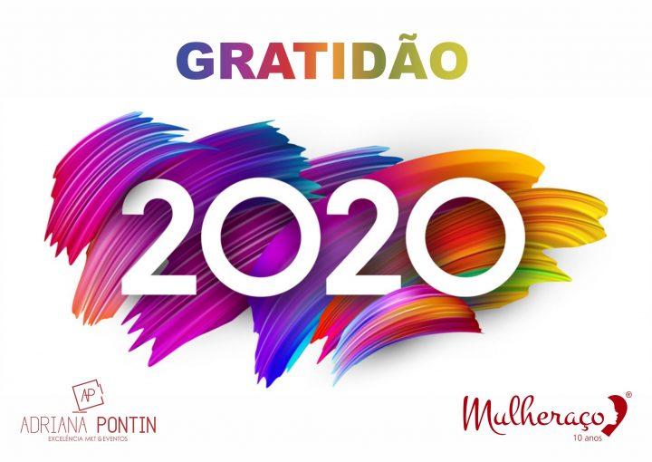 Retrospectiva Mulheraço 2020