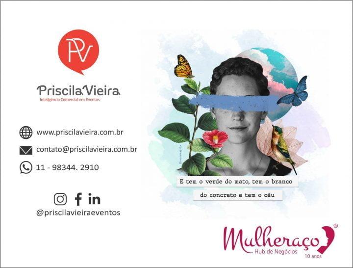 PV Inteligência Comercial em Eventos & Mulheraço